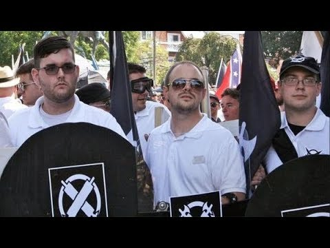 Far-right Symbols Seen In Charlottesville | Los Angeles Times