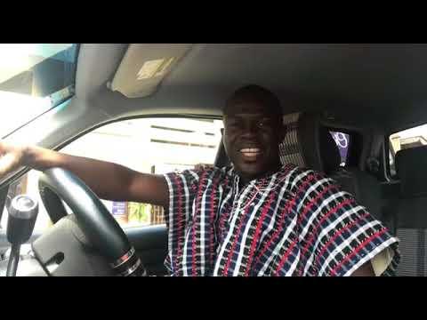KWABENA FREMPONG ASANTE (Fortune Team) GHANA #Report 1