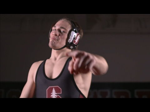 Stanford's Joey McKenna has 'program-changing' wrestling potential