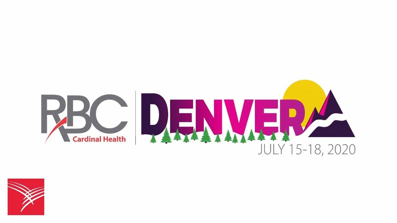 Denver Rv Show 2020.Cardinal Health Rbc 2020 Denver Teaser