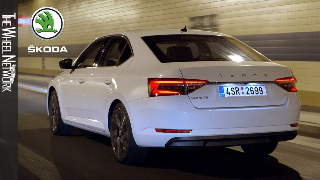 2020 Skoda Superb Phev Superb Iv Youtube