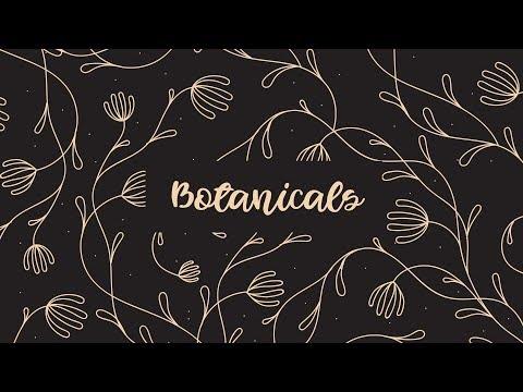 Illustrator Tutorials | Creating Stock Botanical floral Vectors Inspiration to Creation, Speedart thumbnail