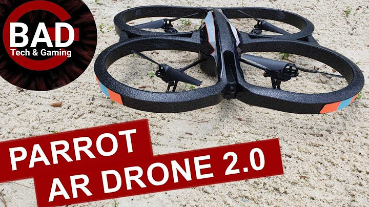 parrot ar drone 20 review  a few years later  parrot drone quadracopter