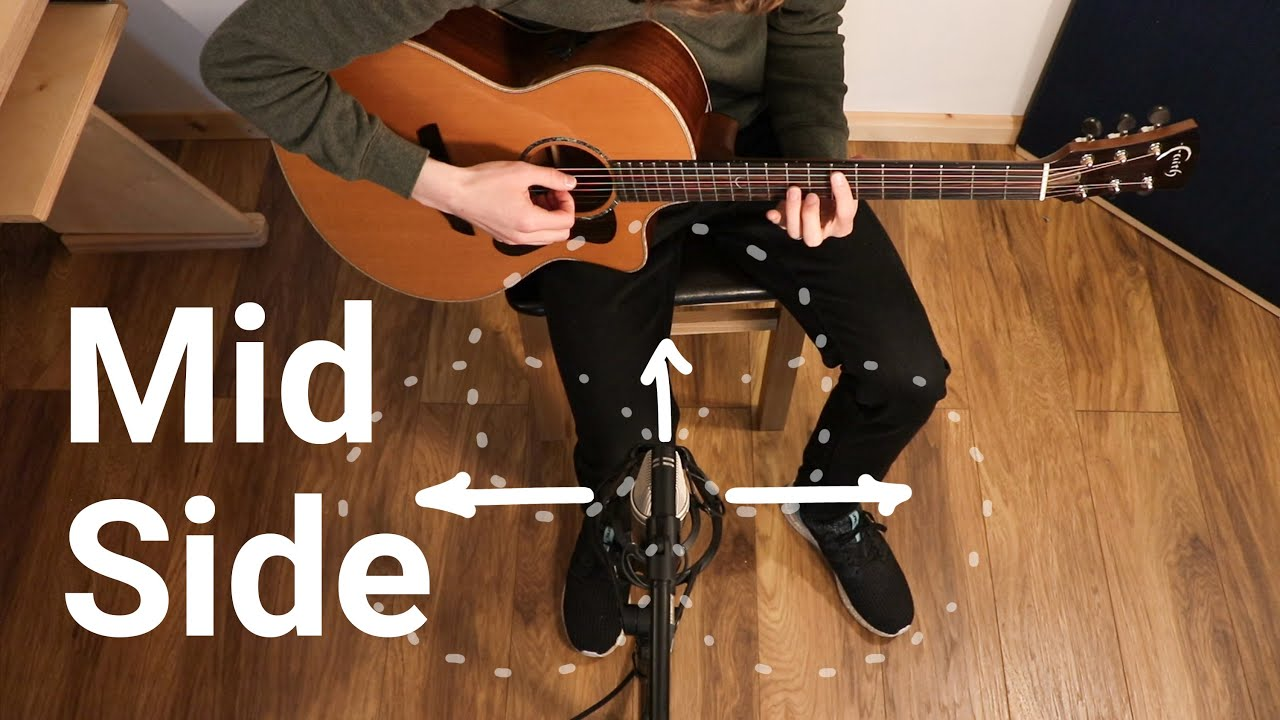 Mid Side Stereo Recording Tutorial