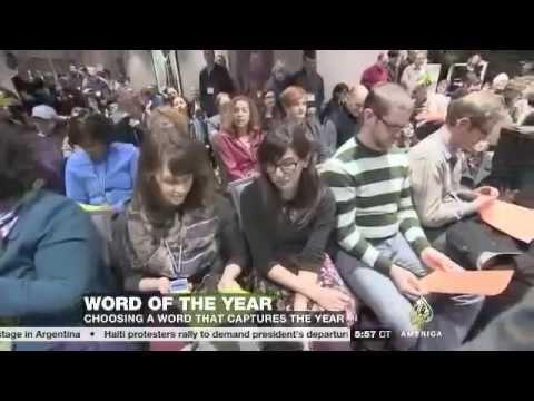 Al Jazeera America: Word of the Year 2014