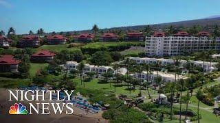 Sallie Mae Celebrates At Luxury Resort While Students Struggle With Loans   NBC Nightly News