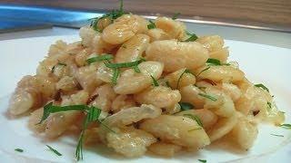 Фасоль в масле видео рецепт. Книга о вкусной и здоровой пище