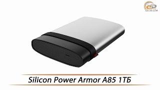 видео ТОП-5 внешних жестких дисков Silicon Power