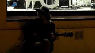 Odessa, Englishman in New York - Sting сover (guitar, instrumental). Одесса, Дерибасовская