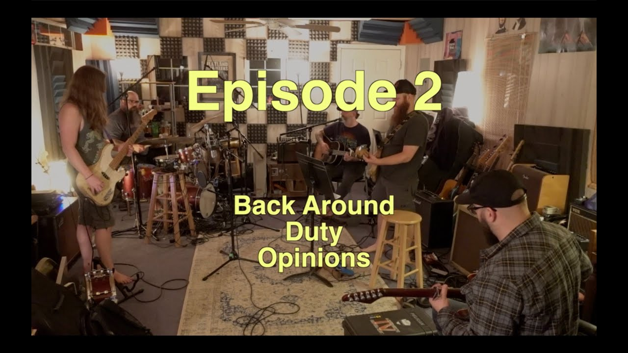 Quarantine Sessions Episode 2