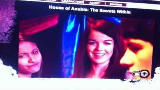 House Of Anubis Secrets Within Scene