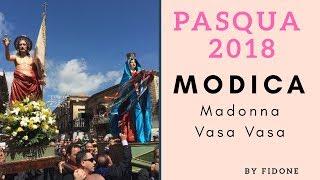 Pasqua 2018 Modica (RG)