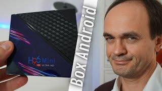 H96 MINI V8 - Box Android - Análise