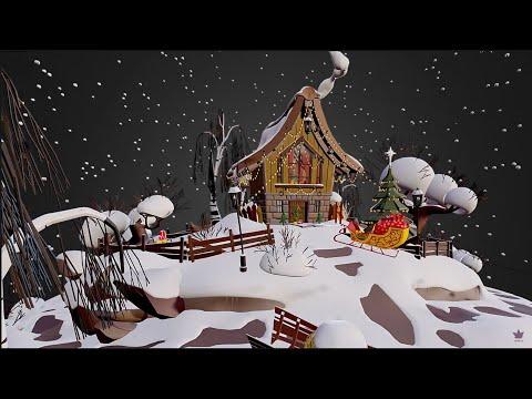 🆁🅴🅻🅰🆇  Cozy Christmas Small World  (Joy to the World - Instrumental)