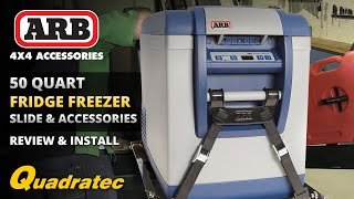 ARB fridge freezers are the ideal way to keep your food and beverag...