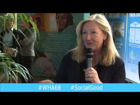 "WHO: Ebola response - Interview at ""World Health +SocialGood"""