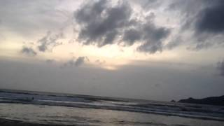 Time lapse video Patong Beach Phuket