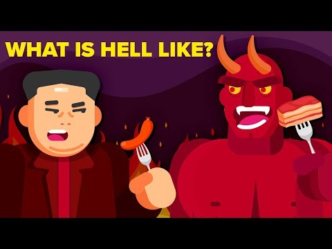 What Is Hell Really Like?
