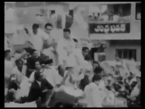Dr Rajkumar Celebration by Fans For 100th Movie - MUST WATCH RARE VIDEO
