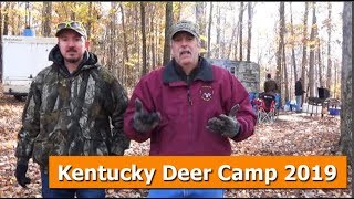 Kentucky Deer Camp 2019