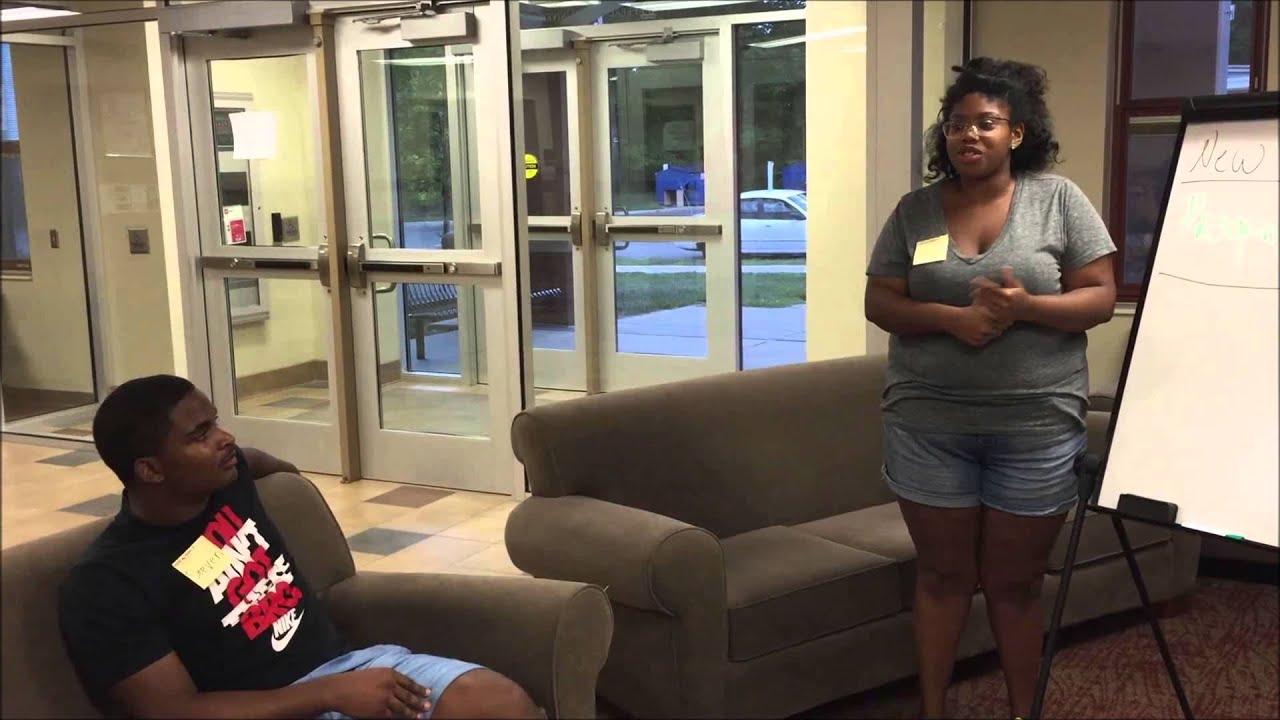 Ferris State University ECS 2015 Fall Training Roll Call