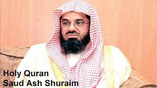 Download The Complete Holy Quran by Sheikh Saud Ash Shuraim 2/2