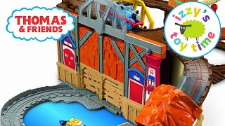 Thomas and Friends Play Table | Thomas Train Rescue from Misty Island | Toy Trains for Kids