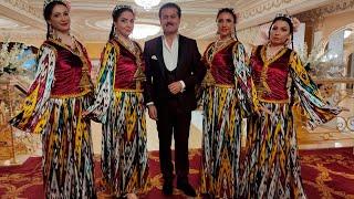 Поющий ведущий таджикский, узбекский, киргизский Гайратжан