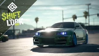 Need For Speed Payback Gameplay Walkthrough - PART 6 - With Commentary - Shift - Lock All Races