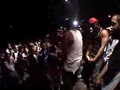Ya Boy - Live Holla at Ya Boy performance