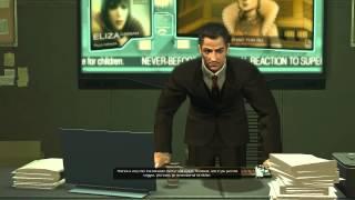 Deus Ex: Human Revolution Isaias Sandoval Conversation