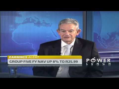Group Five post 52% rise in FY EPS