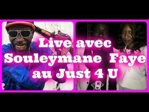 {BONUS} Live avec Jules faye au Just 4 U _ Dakar