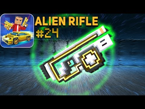 Block City Wars - Alien Rifle [Review]