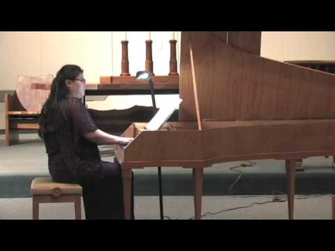 Works by Beethoven performed by HanNa Park, fortepiano