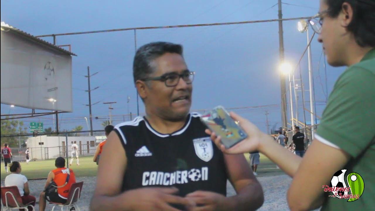 Entrevista al presidente de la Liga de Campeones Torreón
