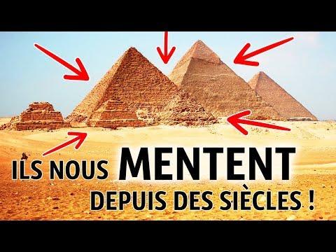 Le Véritable Mystère Des Pyramides a Enfin Été Percé