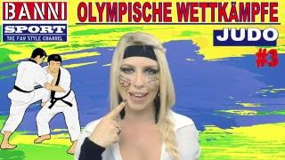 FACEBOOK Trailer JUDO - Olympic Wettkampf - Banni Sport Fan Style & Make-up