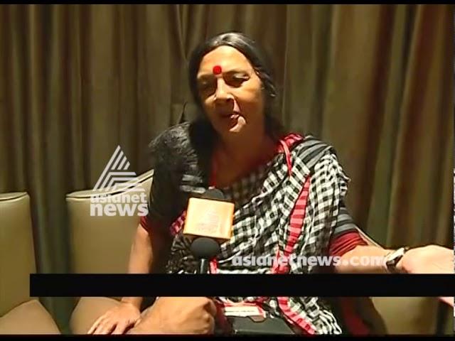 Interview with Brinda Karat   ബ്രിന്ദ കാരാട്ടുമായി അഭിമുഖം