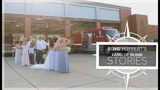 Land of 10,000 Stories: Firefighter leaves his wedding to fight a fire