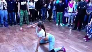MAD JAM \ Twerk \ Annet, Jess, Juliette \ K.O. Dance Academy