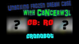 Download Cbro Opening 100 Worth In Frozen Dream Knives X15