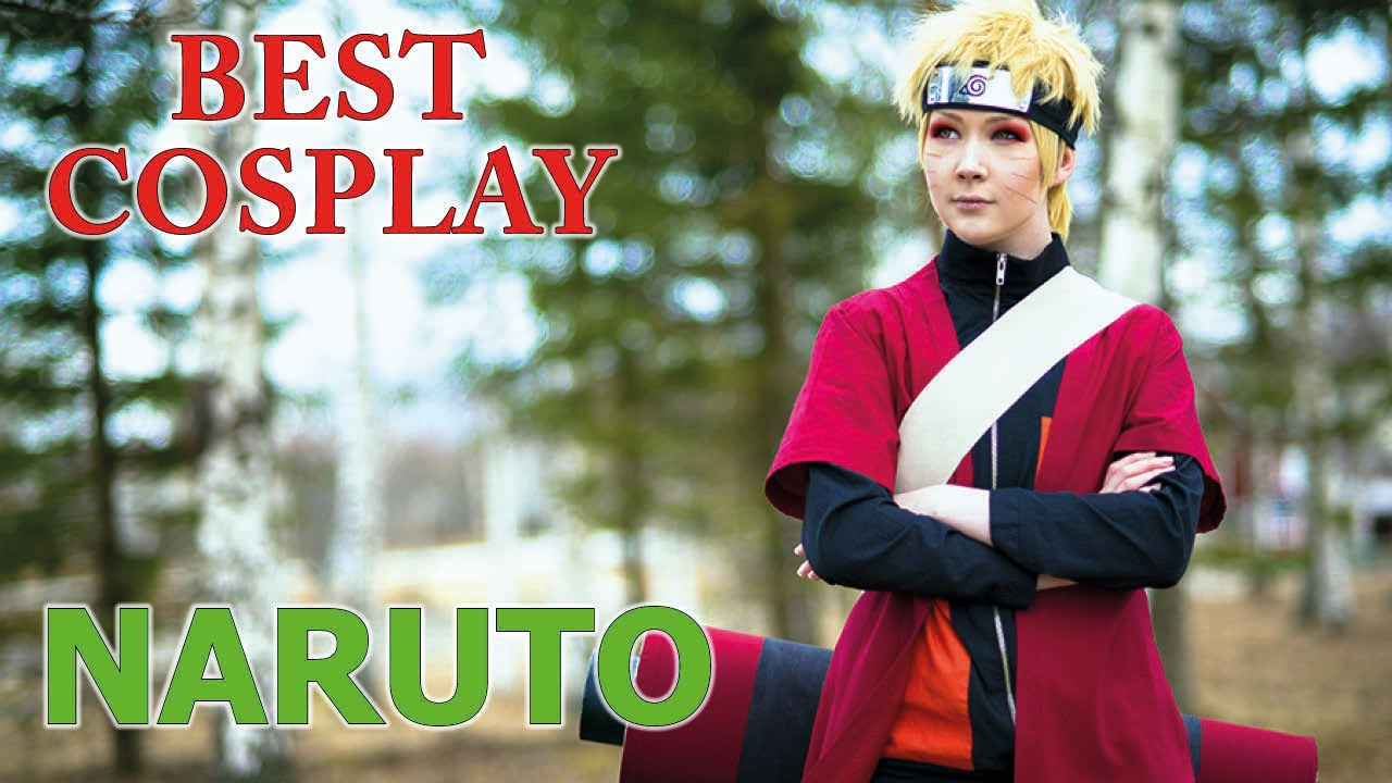 Best Cosplay Naruto Uzumaki Naruto Shippuden Youtube