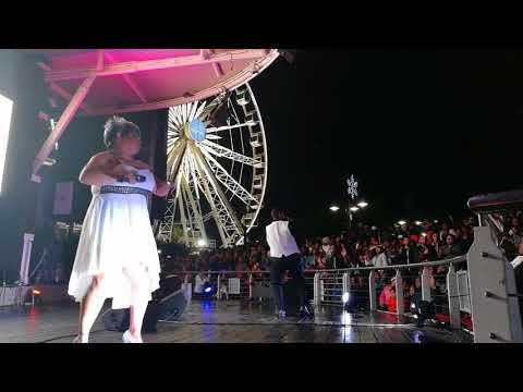 HOT, HOT, HOT! Ramaine & Ebrahiem Inglis at V&A Waterfront Amphitheatre - NYE 2017