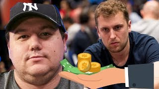 Ryan Riess WSOP Main Event Champ is Putting his Money on Shaun Deeb