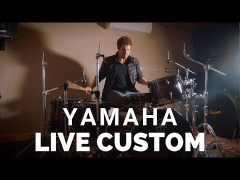 Yamaha 2019 Live Custom Oak Hybrid | FIRST IMPRESSIONS