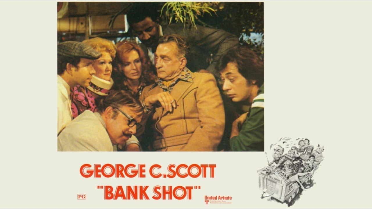 """Download Klauen wir gleich die ganze Bank (USA 1974 """"Bank Shot"""") Trailer deutsch / german VHS"""