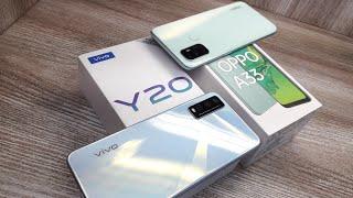 Oppo A33 vs Vivo Y20 - Which Should You Buy ?