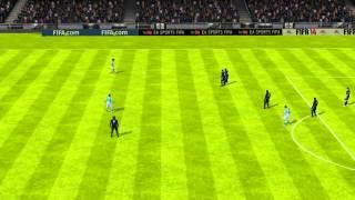 FIFA 14 iPhone/iPad - Birdmanforea11 vs. Newcastle Utd