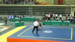 4°  WORLD JUNIOR WUSHU CHAMPIONSHIP  MACAO CINA dal 17 al 25 Settembre 2012